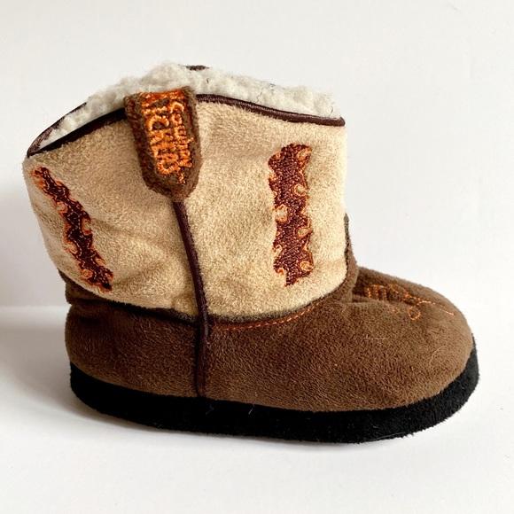 Cowboy Kickers Shoes | Slippers Cowboy